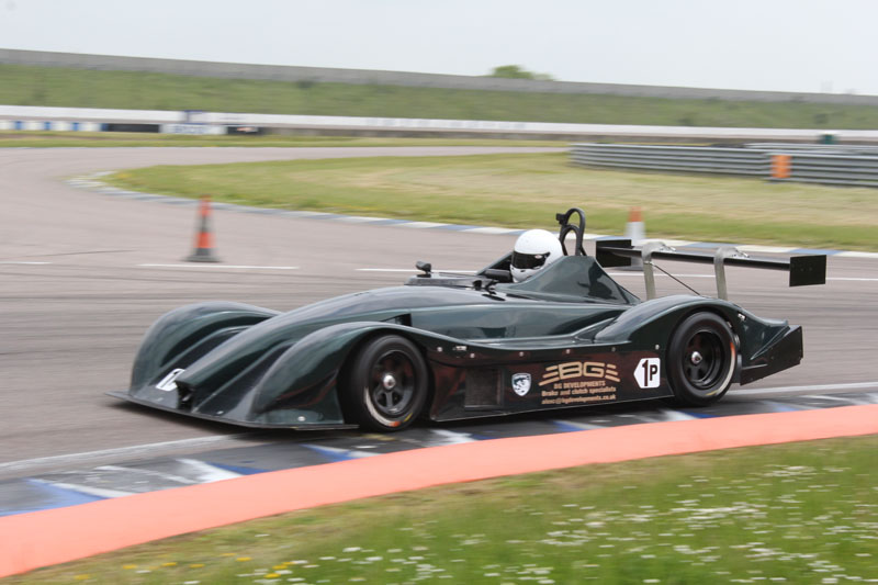 Vision clubmans race car rockingham