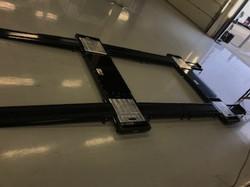 Race car set up floor