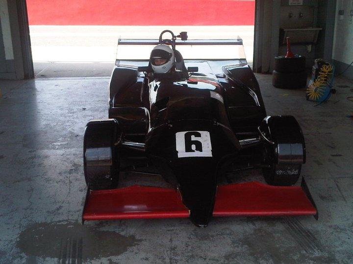 Vision V84 Clubmans