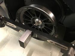 Magnetic amber gauge