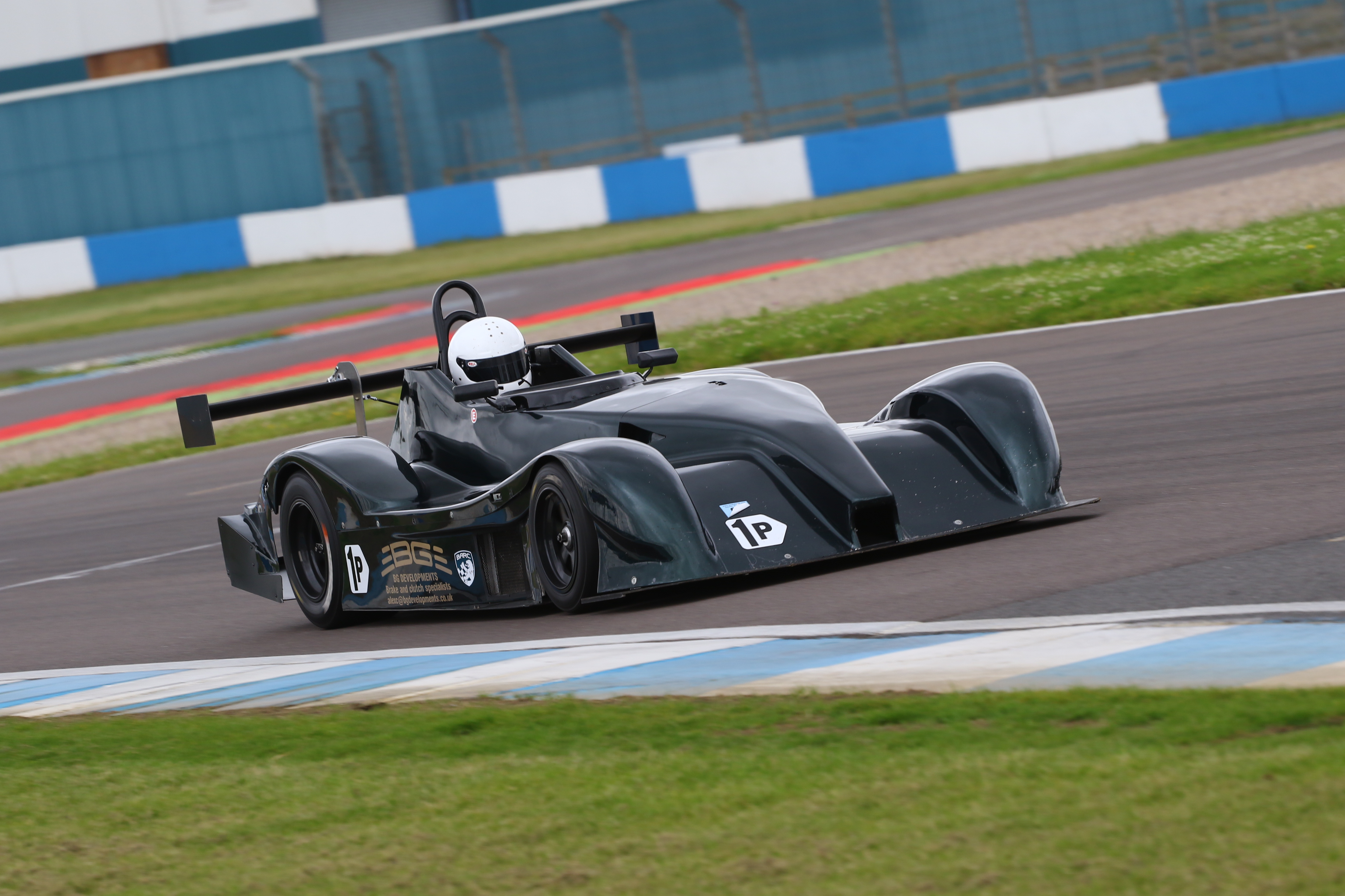 Vision V84 Clubmans Sports Prototype