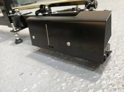 Digital laser wheel alignment tracking