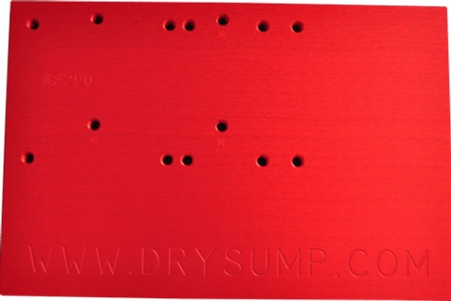 Universal Pump Mounting Plate