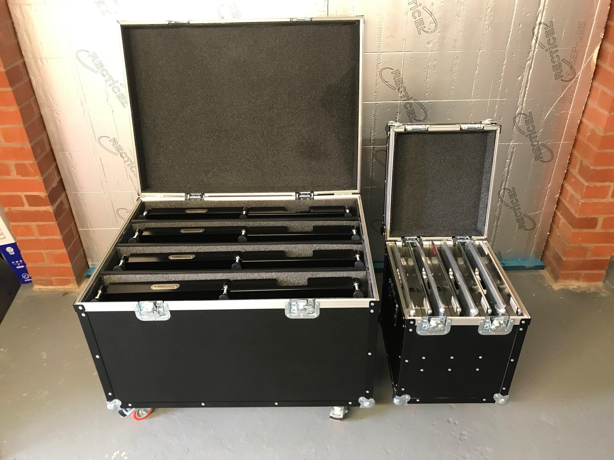 Pad leveller case
