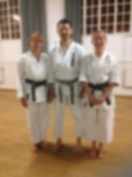 Shotokan karate  SKIF SKKIF LONDON RICHMOND GUILDFORD