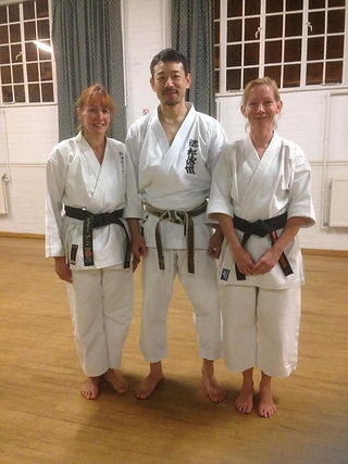 Shotokan karate  SKIF SKKIF LONDON RICHMOND GUILDFORD