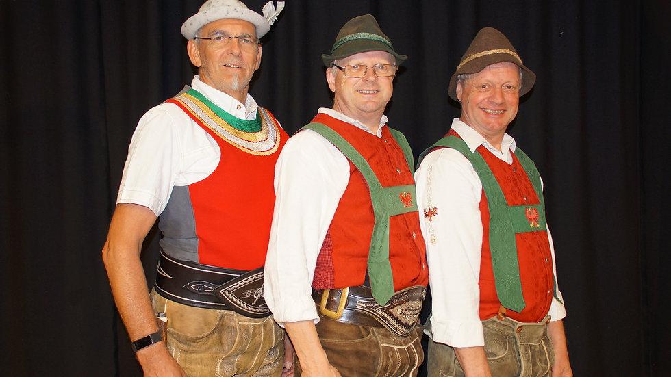 31. oktober: Oktoberfest m. Alpenspektakel