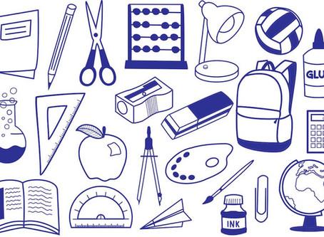Supply Lists (Pre-K through 5th Grade)