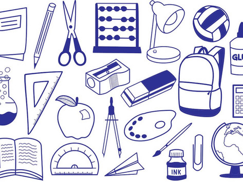 New Supply Lists (Pre-K through 5th Grade)