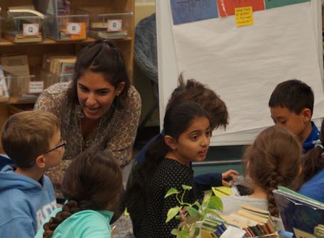 November 13-14: Parent-Teacher conferences