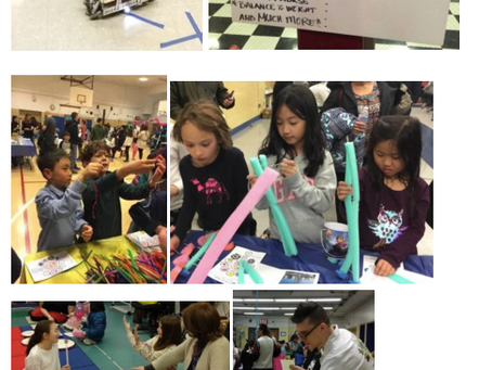 Thanks for supporting STEM night!