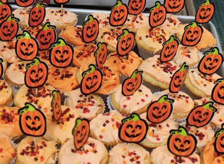 October 31: Halloween Bake Sale