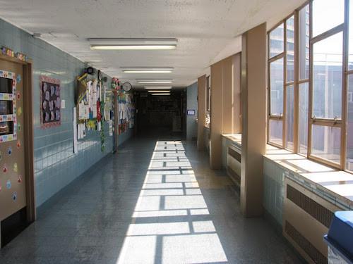 PS198m hallway