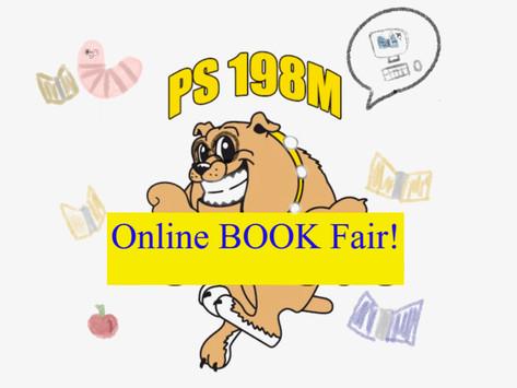 (Online) Book Fair is Open!