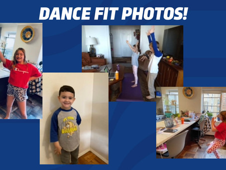Dance Fit Fundraiser - A Huge Success!