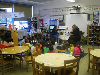 Integrated Co-Teaching (ICT) at PS198