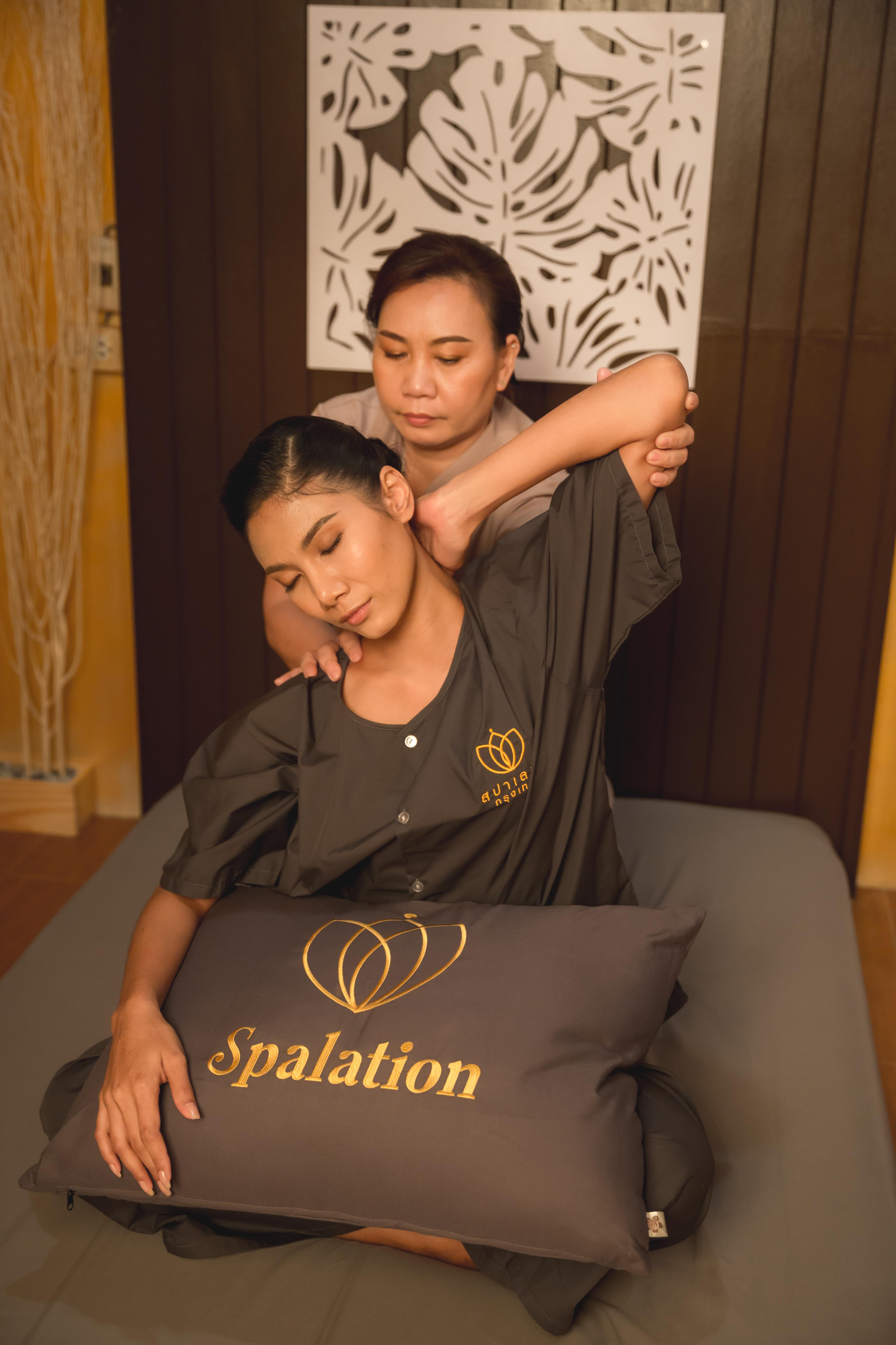Thai Oil Massage 60/90/120