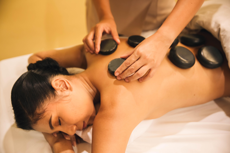 hot stones massage 60min/90min/120min