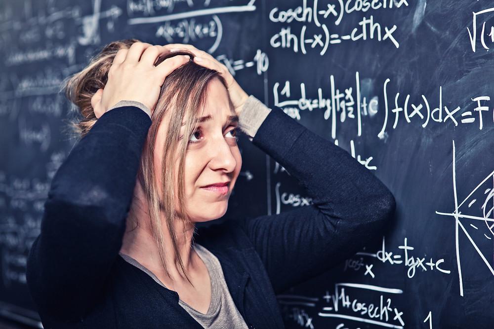 תמלול שיעור מתמטיקה
