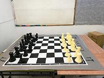 כלי שחמט רחוב