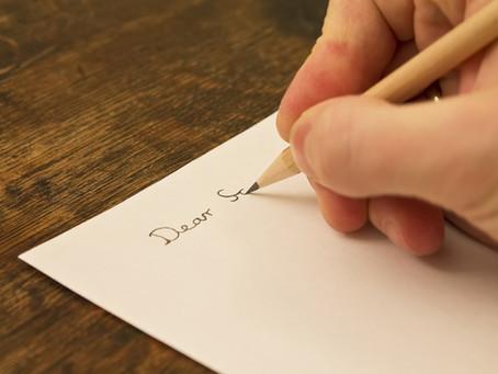איך לכתוב מכתב רשמי