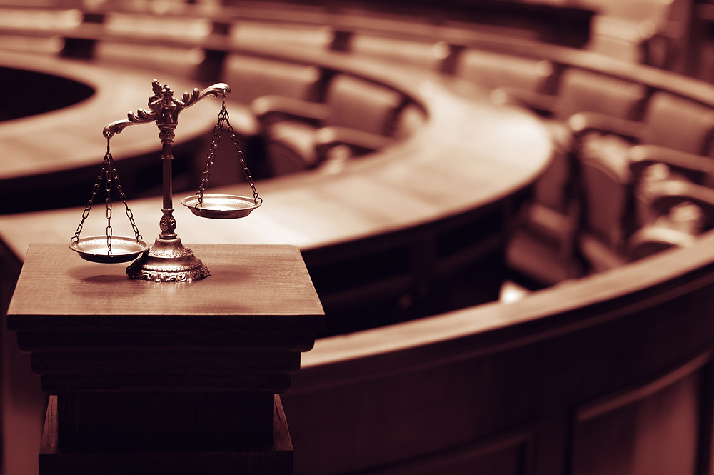 תמלול בבית משפט