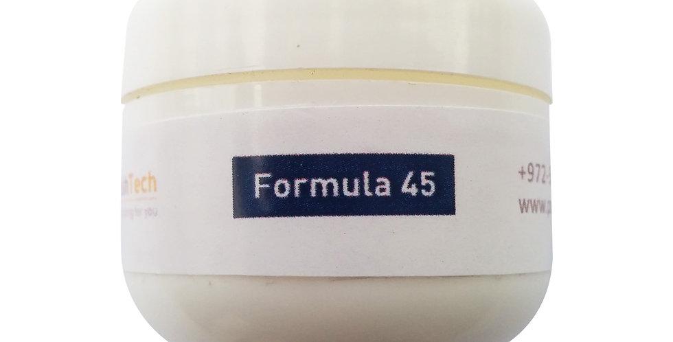 Formula 45
