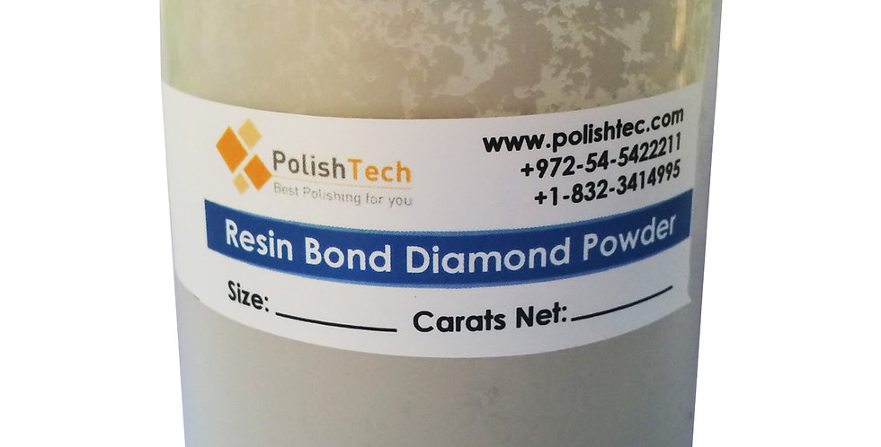 Resin Bond 100  Carat