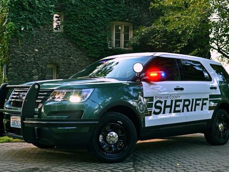 Thank You Spokane Sheriff's Office