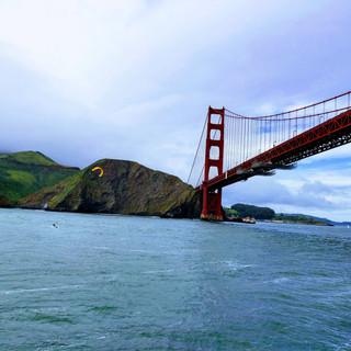 The Golden Gate Bridge - perspectives