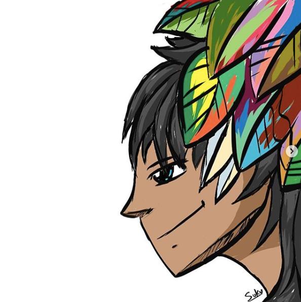 Mowgli - digital art