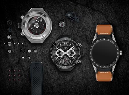 TAG Heuer Connected Modular  完美連結高級製錶的傳統與未來