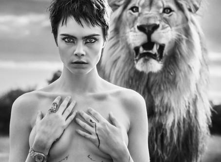 知名攝影師David Yarrow掌鏡 TAG Heuer #DontCrackUnderPressure全新形象廣告,品牌大使Cara Delevingne閃耀獨特風采