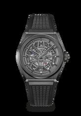 Defy Classic Black Ceramic腕錶_建議售價NTD2350