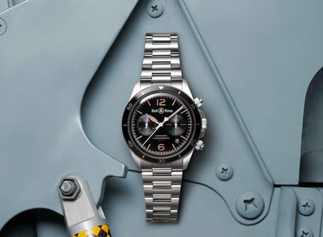 弘揚歷史的新腕表,Bell & Ross 柏萊士