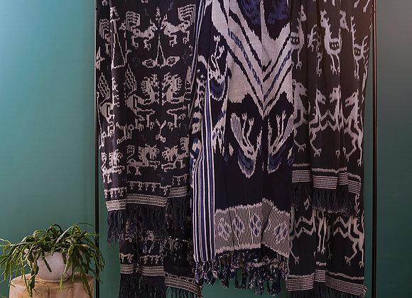 Sumba Ikat Fabric