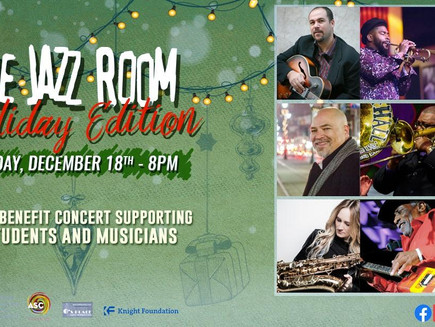 The Jazz Room Holiday Edition