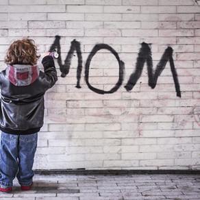 Amazed at moms