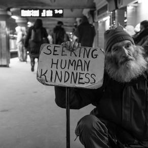 Homeless in an insensate world