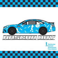 Nascar Day TCF Illustration
