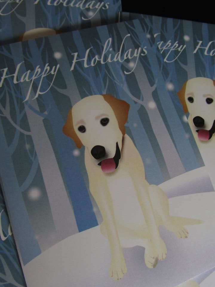 Personalized Holiday Cards Abby
