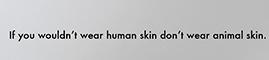 Skin is Skin