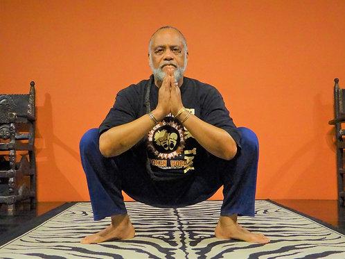Online Yoga Class with Baba KaMau