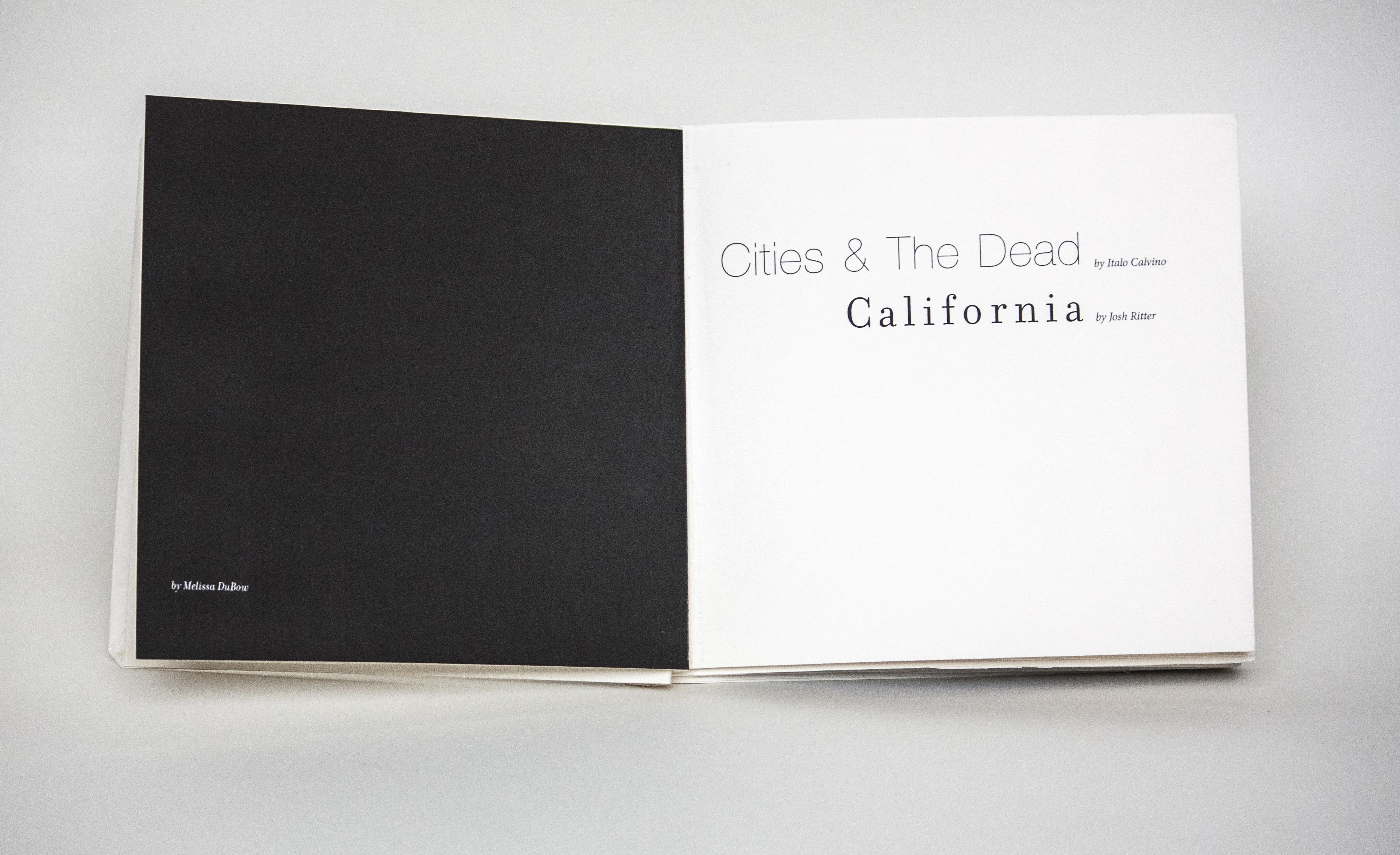 Invisible Cities- California