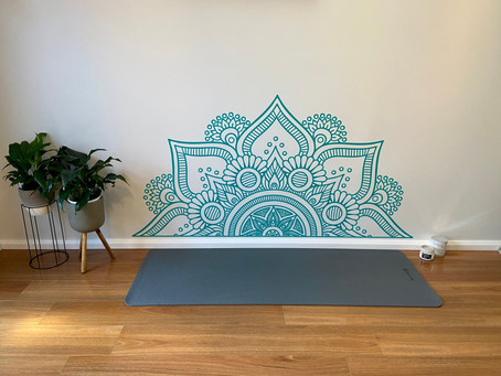 Creating A Yoga Space At Home