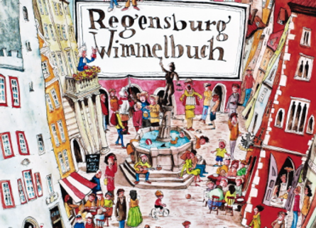 Regensburg Wimmelbuch