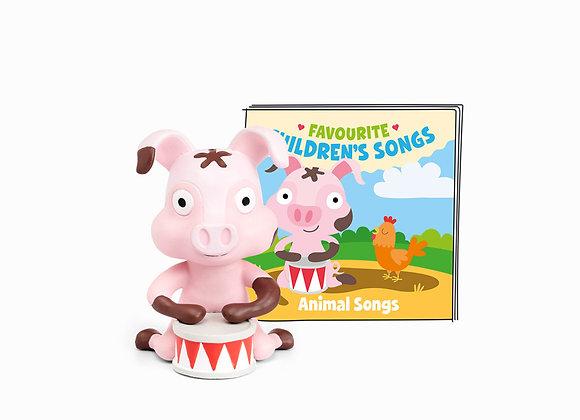 TONIE FAVORITE CHILDREN'S SONGS ANIMAL SONGS