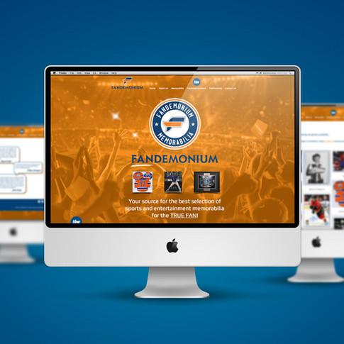 Fandemonium Website