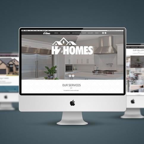 H2 Homes Website