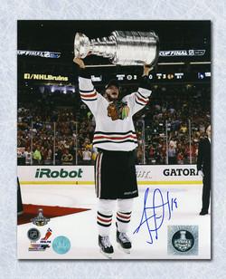 Jonathan Toews Stanley Cup